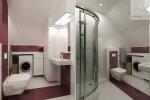 Ciekawe pomysły na wystrój łazienki. Eleganckie i praktyczne wnętrze dopasowane do oczekiwań mieszkańców.