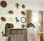 Mode dodatki wracają ze zwiększoną mocą w formie naklejek i szablonów do udekorowaniu ścian domu.