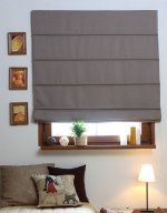 Zastosowanie rolety jako dekoracja okienna
