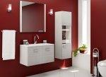 Nowoczesne linie mebli łazienkowych polskiej produkcji