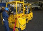 Wózki magazynowe – pojazdy, które zapewniają przenoszenie artykułów w dużych ilościach