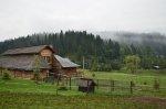 Piękne okolice bieszczadzkie oferują możliwość wypoczynku w wygodnych domkach
