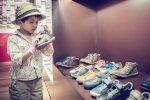 Jakim sposobem buciki do wieku dziecka?