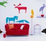 Niepowtarzalny nastrój w pokoju dla dziecka, który możemy osiągnąć dzięki oświetleniu, wielobarwnym dekoracjom i ozdobom