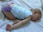 Śpiwory dla dzieci powinny być ciepłe