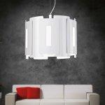 Lampy sufitowe muszą okazać się dobrane do pokoju
