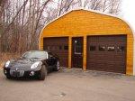 Blaszane garaże – jak wiele kosztują? Jak je wykonać? Radzimy w zakupie