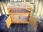 Rewelacyjny pomysł na wykorzystanie drewnianych skrzynek – mebelki ze skrzynek z drewna – Czytaj!