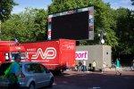 Wyśmienitej jakości ekran led staje się coraz bardziej popularny wśród filii reklamowych